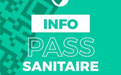 Pass sanitaire ?